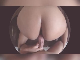 Big ass Latina gets fucked after shower