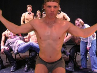 Chippendales Strip Tease