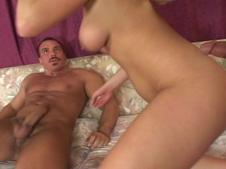 Two dicks in one pussy