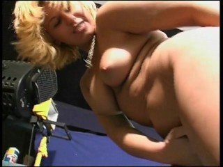 Pretty Young Thing In German Audition – Julia Reaves