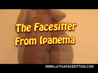 The Facesitter From Ipanema.wmv
