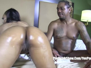 too sexy redboned lust red slobbering bbc king kreme