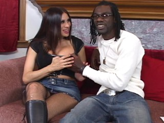 BBC In The Ass – Hot Mess Ent