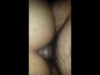 fucked my friend's mom in the ass, I caught him trying to talk to my ex
