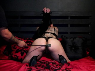 Brutal Flogging of Lady Lace