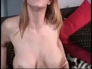 Busty blonde incredible titty fuck!