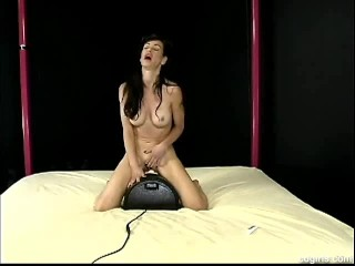 Nina Cordova Very Loud Sybian Ride Pt 1