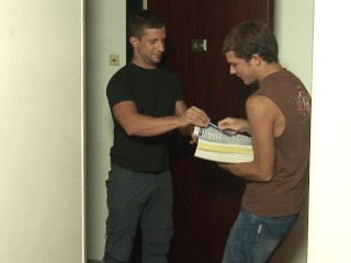 Making Love to the Delivery Man – Rainbow Media