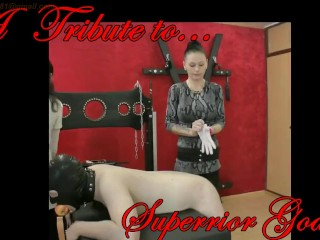 Tribute video to domina Lady Chantal. Part 2.