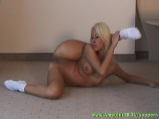 big girls are also flexible