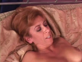 Mature hairy pussy gets fucked by black cock – Gentlemens Video