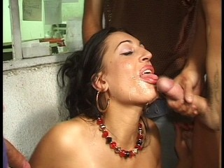 Greased up and fucked – DBM Video