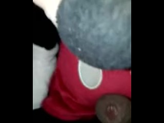Fuck with My Mickey Mouse Swag DopeShit CumHands jerking off