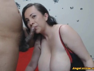 Busty Amateur Loves To Fuck Rough