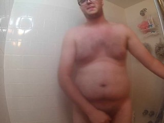 Using toys in the shower!!!!