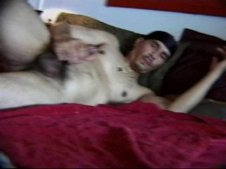 BBC Marks His Side Of The Bed With A Cumshot