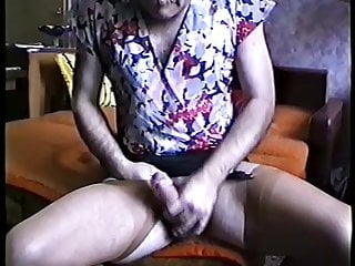 My first solo as CD (1989), Nylon & cum