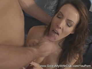 Hardcore Anal Fucking with Horny Wife
