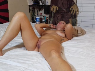 He fucked my pussy with a .44 Magnum!