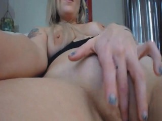 Miss18Live –  babe with big natural tits masturbates on cam p.mp4